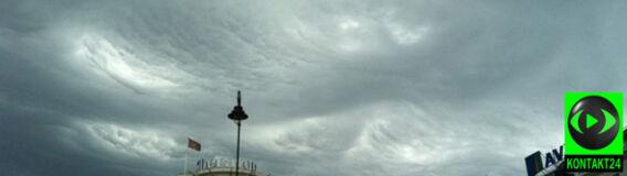 Z frontem nadciągnęły niezwykłe chmury. Pasjonaci walczą o ich nazwanie