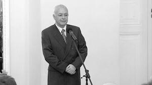 Zmarł prof. Michał Kulesza