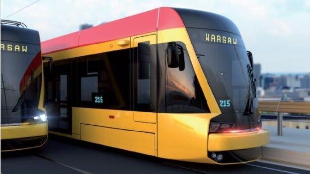 Tramwaje Hyundaia będą jeździły w Warszawie