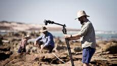 Steve Salisbury dokumentuje tropy (University of Queensland)