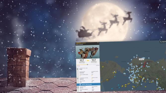 Polskę już odwiedził. Gdzie teraz jest święty Mikołaj?