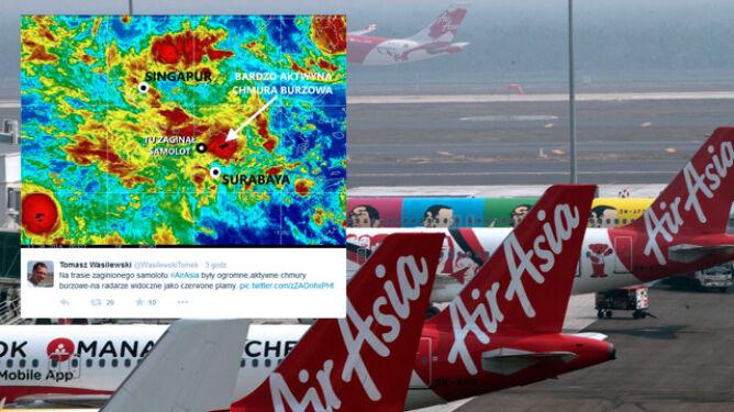 Samolot zniknął z radarów. Przyczyną była pogoda? Ekspert: konstrukcja mogła nie wytrzymać
