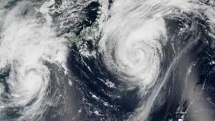 Na oceanach roi się od cyklonów. Dewastują wszystko na swojej drodze
