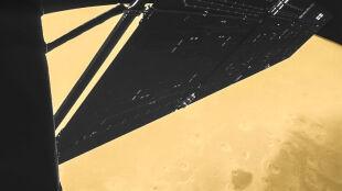 """""""Selfie"""" z Marsem w tle. Rosetta (nie)próżnuje i wyprzedza trendy"""