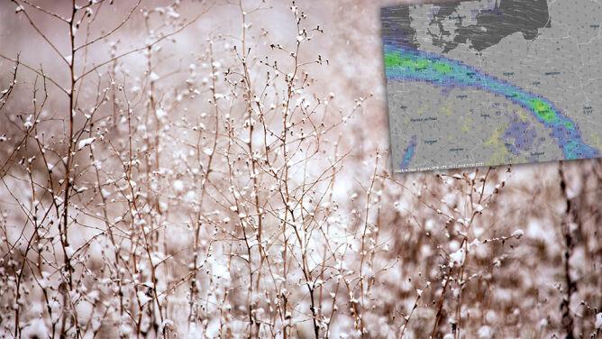 Jesień straszy zimą. Dwa dni jeszcze ze śniegiem, potem pogodnie i nieco cieplej