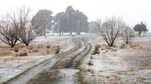 Prognoza pogody na dziś: lokalnie spadnie śnieg z deszczem