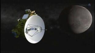 Wybudzona z kosmicznego snu. Sonda coraz bliżej Plutona