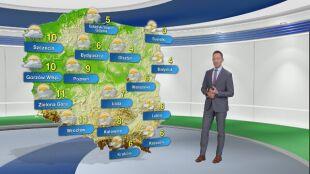 Prognoza pogody na piątek 22.01