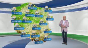 Prognoza pogody na środę 28.07